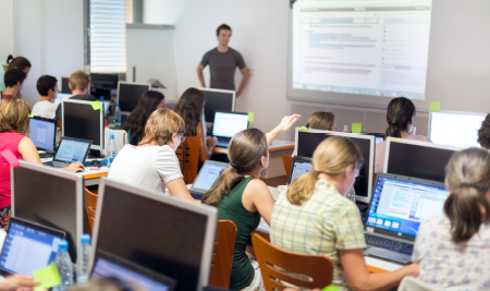 classroom training options